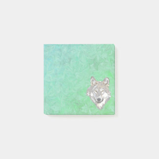 wolf - Post-It-Notes pad Post-it Notes