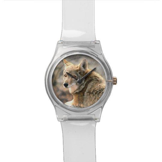 Wolf Rain Graphic Art Watch
