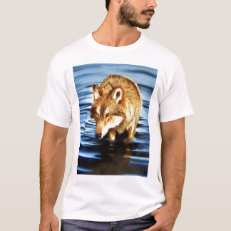 WOLF REFLECTION T-Shirt