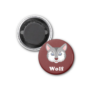 Wolf refrigerator magnets home kitchen