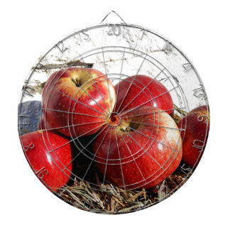 Wolf River Apples Dartboard