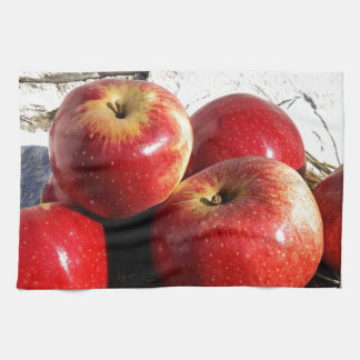 Wolf River Apples Kitchen Towel