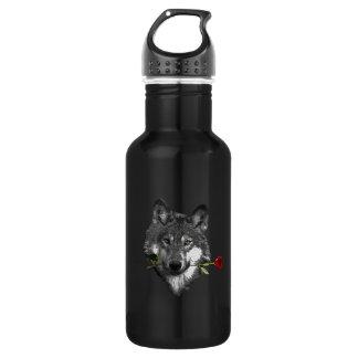 Wolf Rose 532 Ml Water Bottle