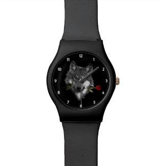 Wolf Rose Watch