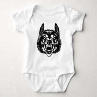 Wolf - Satan Baby Bodysuit