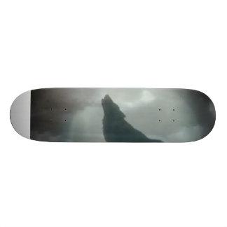 Wolf Skate Deck