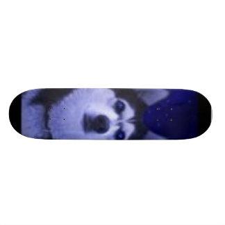 wolf skateboard deck