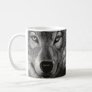 Wolf Sketch Mug