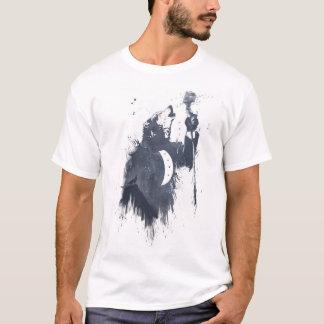 Wolf song (blue) T-Shirt