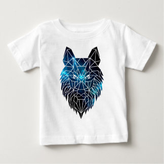 wolf space baby T-Shirt