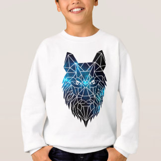 wolf space sweatshirt