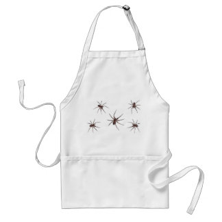 Wolf Spiders Standard Apron