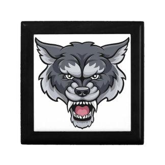 Wolf Sports Mascot Gift Box