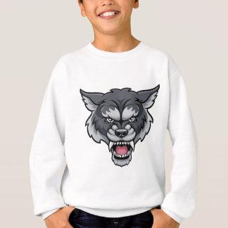 Wolf Sports Mascot Sweatshirt
