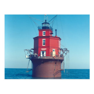Wolf Trap Lighthouse Postcard