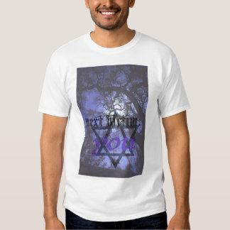 Wolf Victim Pentagon  Tee Shirts