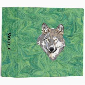wolf vinyl binder