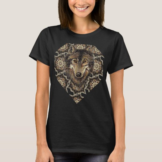 Wolf, Wolves, Wild Animal, Nature, T-Shirt
