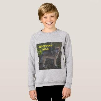 Wolfdogs Rule! Sweatshirt