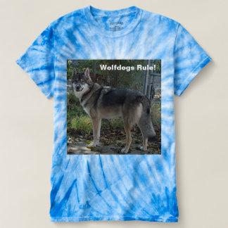 Wolfdogs Rule! T-shirt