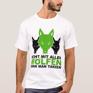 wölfe_2f T-Shirt