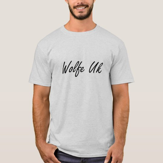 Wolfe Uk Generic T shirt