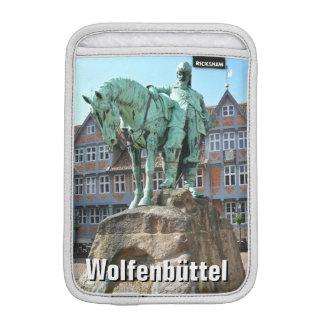 Wolfenbüttel, rider monument (Wolfenbuettel) 2.2.T iPad Mini Sleeve