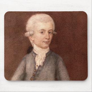 Wolfgang Amadeus Mozart, c.1780 Mouse Pad