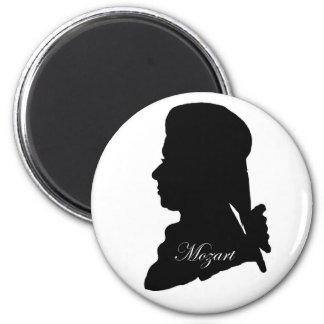 Wolfgang Amadeus Mozart Magnet