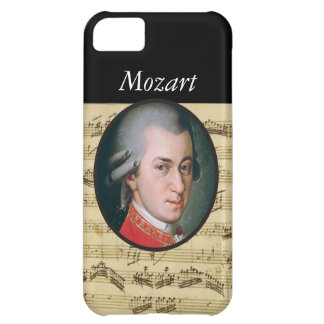 Wolfgang Mozart Electonics Cases and Skins Case For iPhone 5C