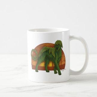 Wolfhound Cù Sìth Coffee Mug