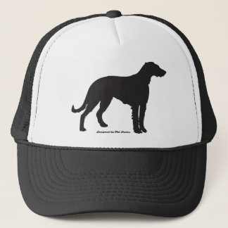 Wolfhound/Deerhound Trucker Hat