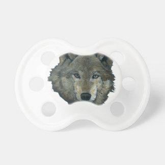Wolfie Baby Pacifier