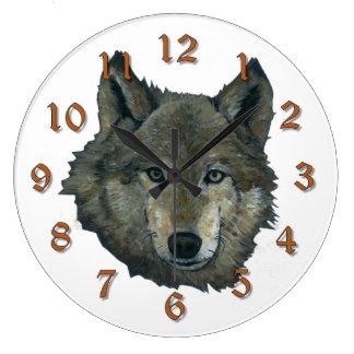 Wolfie Wallclock