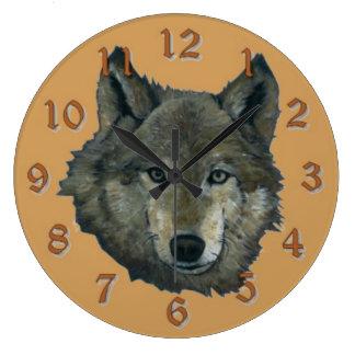 Wolfie Wallclocks