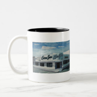 Wolfies Two-Tone Coffee Mug