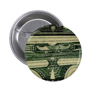 Wölfli Petrol Fine Art Buttons