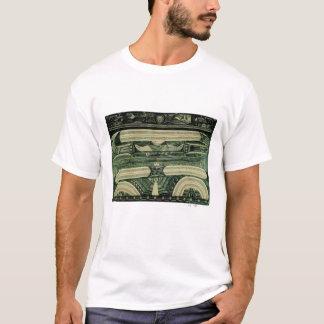 Wölfli 'Petrol' Fine Art T-Shirt