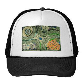 """Wölfli """"Saint Mary Castle"""" Fine Art Trucker Hat"""