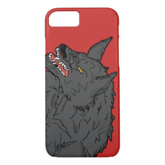 Wolfman iPhone 7 Barely There Case