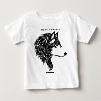 Wolfpack Baby T-Shirt
