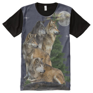 Wolfpack t-shirts