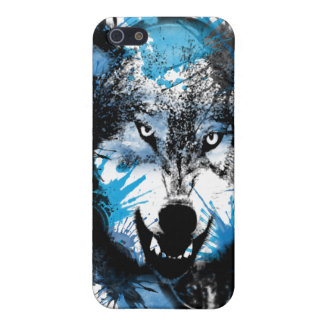 Wolfs Glare Case For iPhone 5/5S