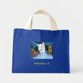Wolfs Rain Mini Tote Bag