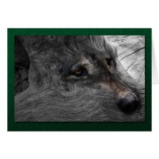 wolfwood card