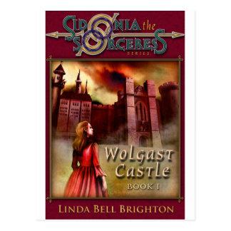Wolgast Castle Postcard