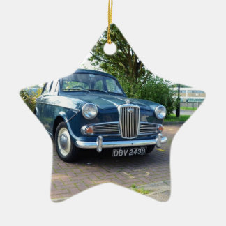 Wolseley 1500 ceramic ornament