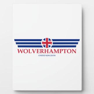 Wolverhampton Plaque