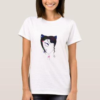 WOLVERINE ORIGINAL HAND-DRAWN GIRL T-Shirt