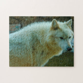 Wolves 0f Yellowstone. Jigsaw Puzzle